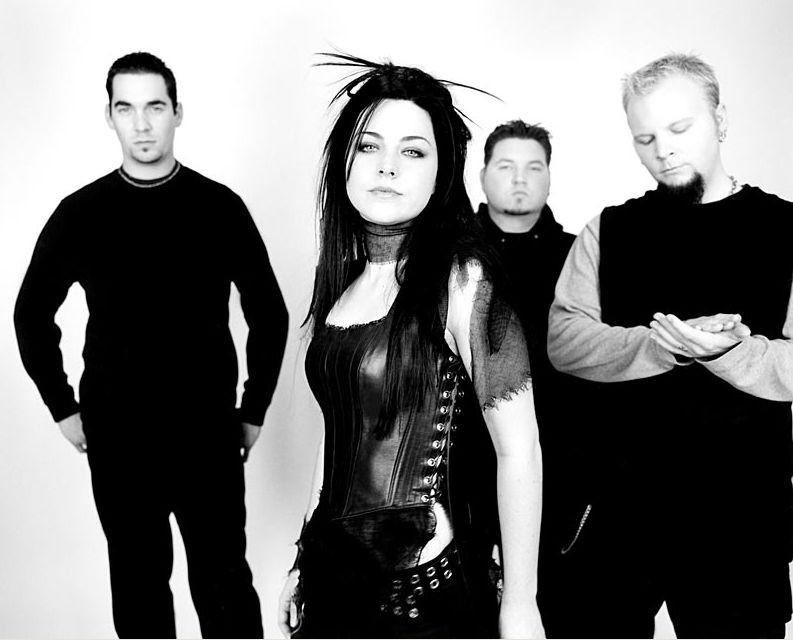 Evanescence выступят в Российской Федерации впервый раз за 5 лет