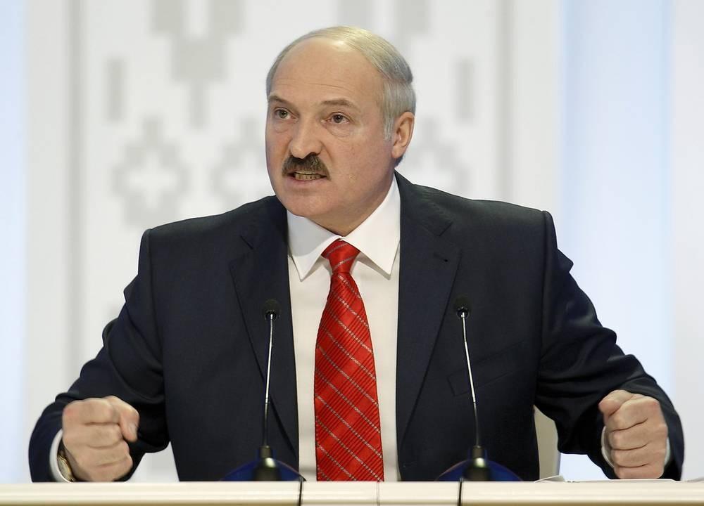 Ответственность заобострение ситуации вДонбассе лежит наглаве государства— Лукашенко
