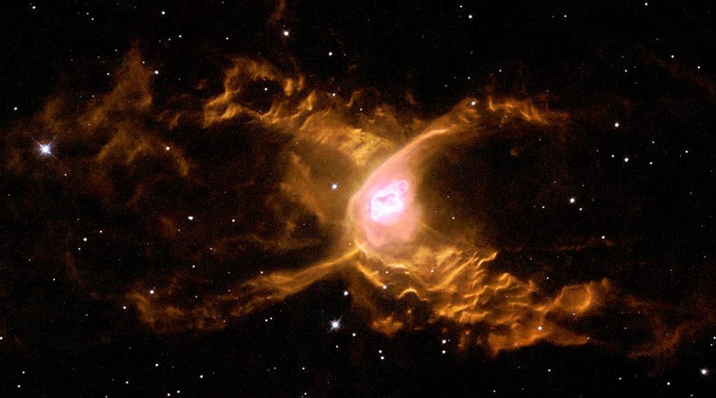 """Картинки по запросу Телескоп """"Хаббл"""" запечатлел смерть звезды"""
