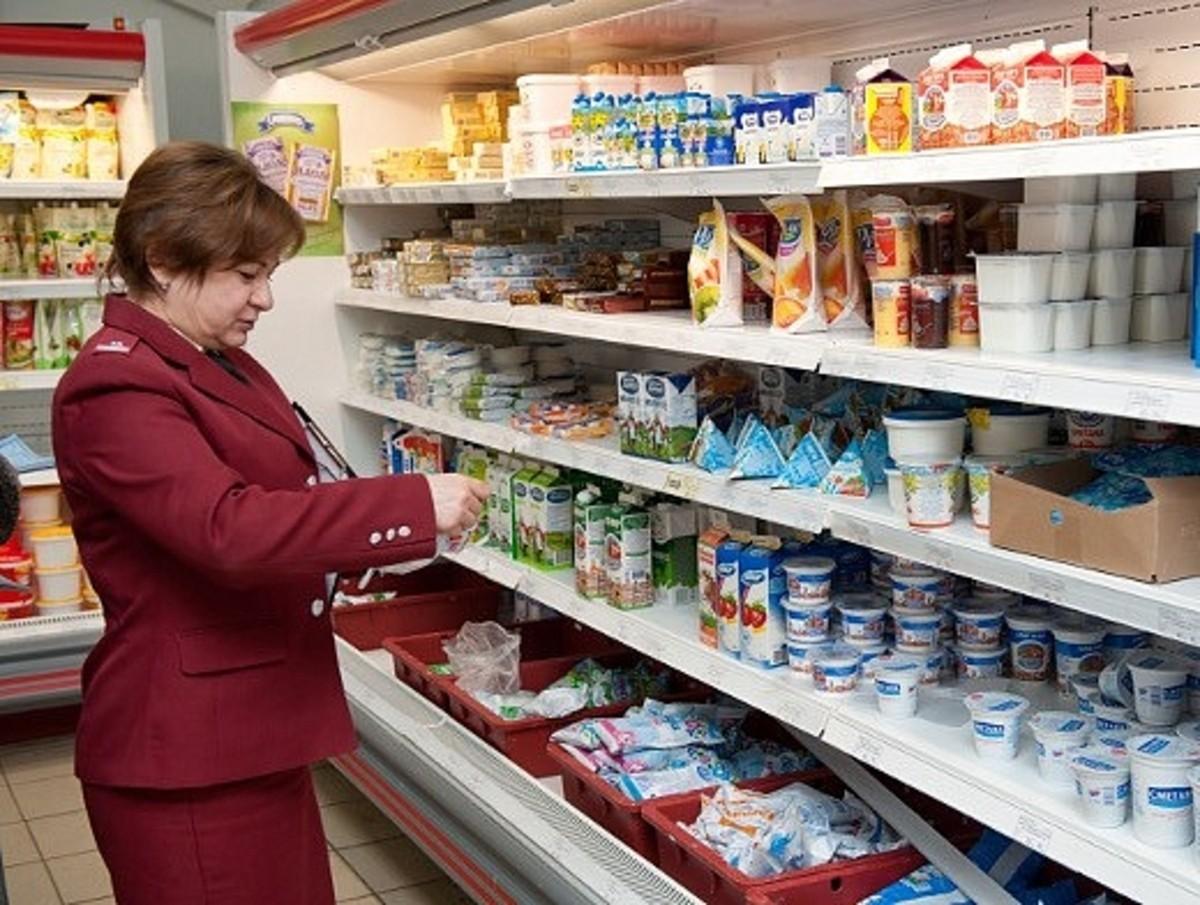 Роспотребнадзор: доля фальсификата нарынке продуктов питания непревышает 7%