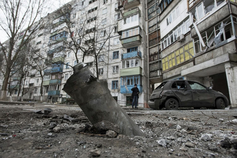 Фильм германского репортера «Фронтовой город Донецк» показали вБерлине