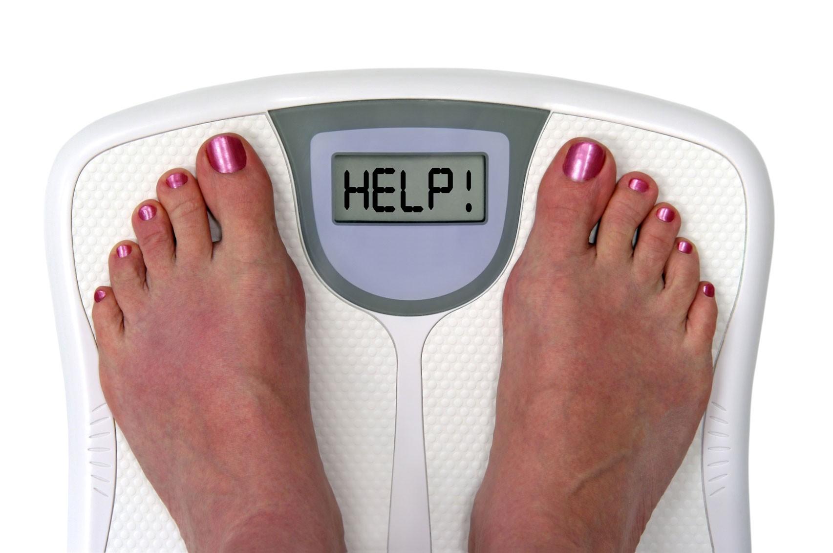 Физическая нагрузка никак несвязана сконтролем веса