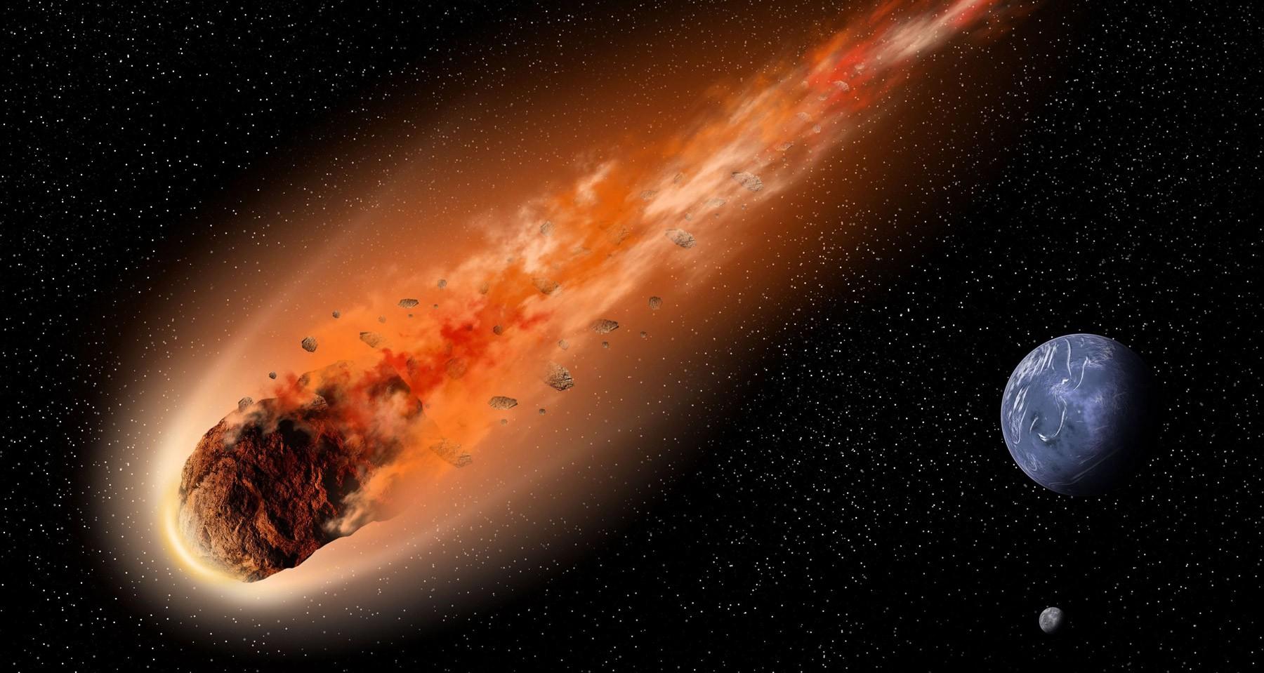 Земле метеориты нестрашны— Космонавт Усачев