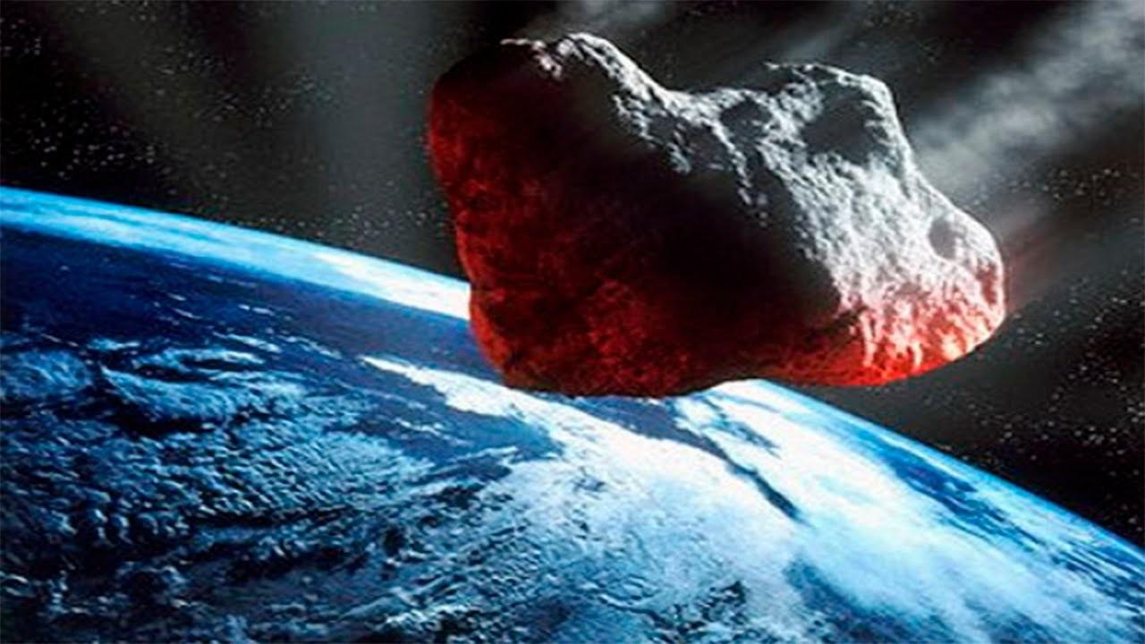 Астероид «убьёт» Землю через 1,35 млн лет