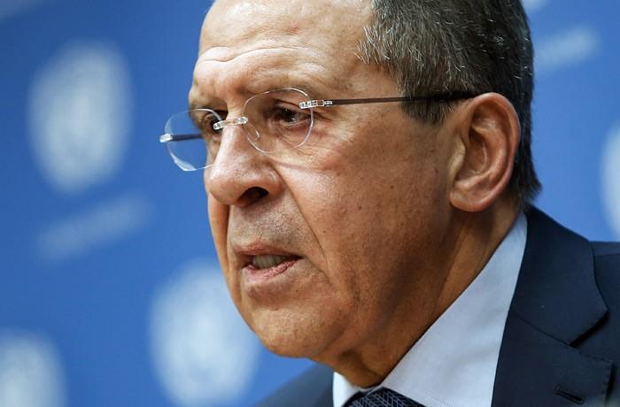 Лавров разъяснил, почему РФ ввела эмбарго напродукты изЕвропы