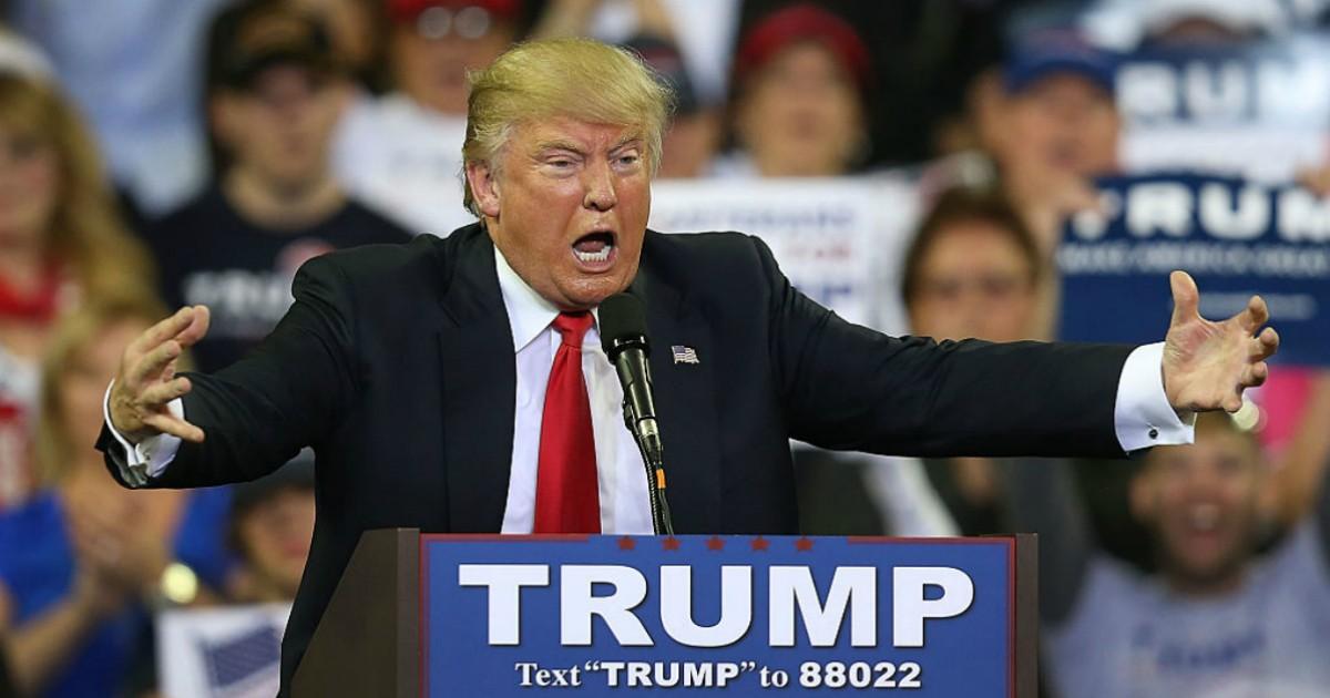 Англичане считают Трампа «угрозой международной безопасности»— Опрос