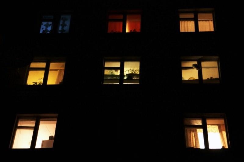 ВКрасноярске воры оставили без света 25 домов вОктябрьском районе