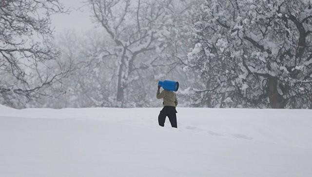 В Афганистане за два дня жертвами снегопадов стали 19 человек