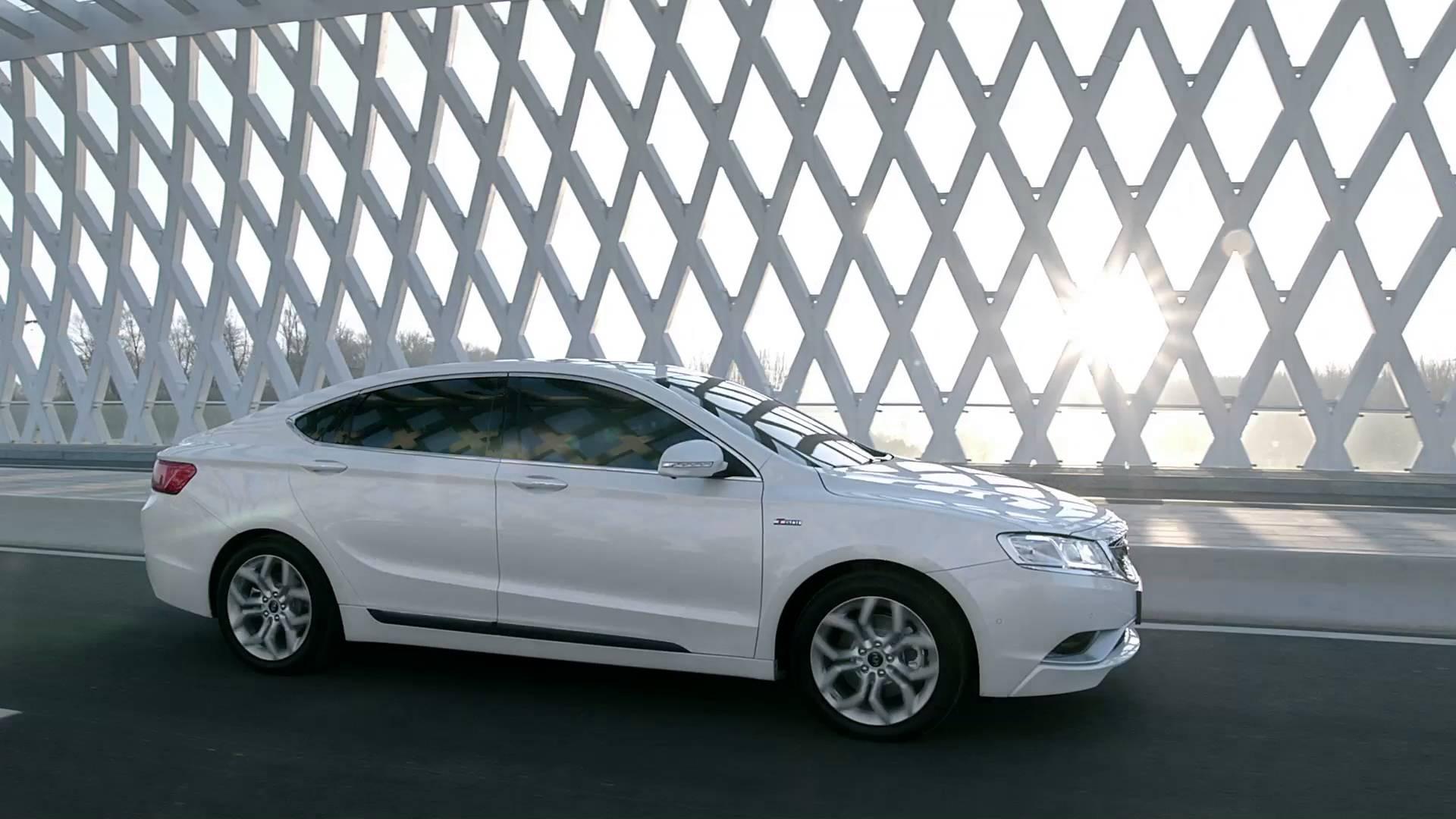 Geely EmgrandGT в Российской Федерации оценили дороже Форд Mondeo— Другой КНР