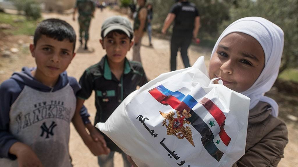 КНР иСирия подписали два соглашения огумпомощи