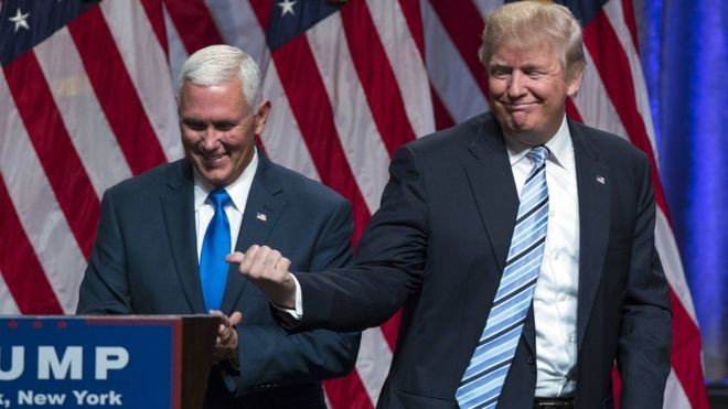 Вице-президент США назвал условия снятия санкций сРФ
