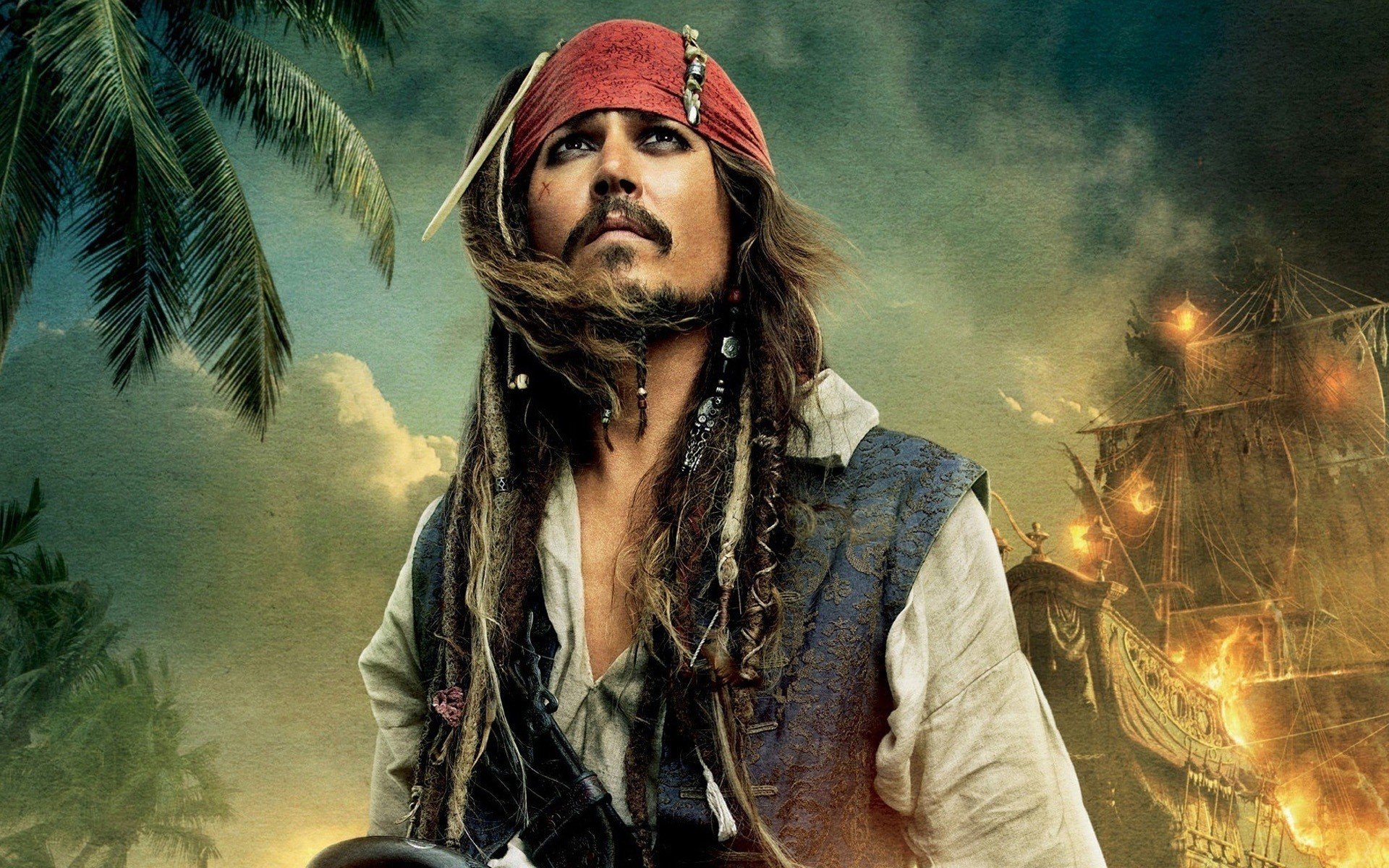 Вышел проморолик Пираты Карибского моря Мертвецы не рассказывают сказки