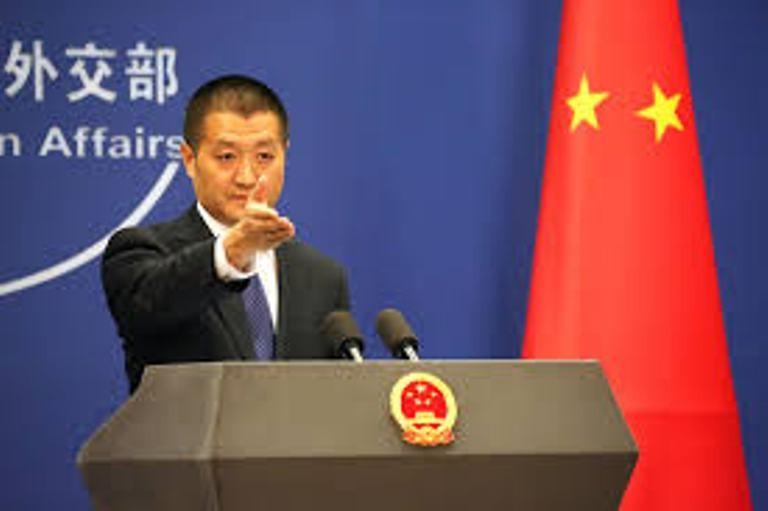 Китайская народная республика сделала представление США завключение компаний всанкционные списки