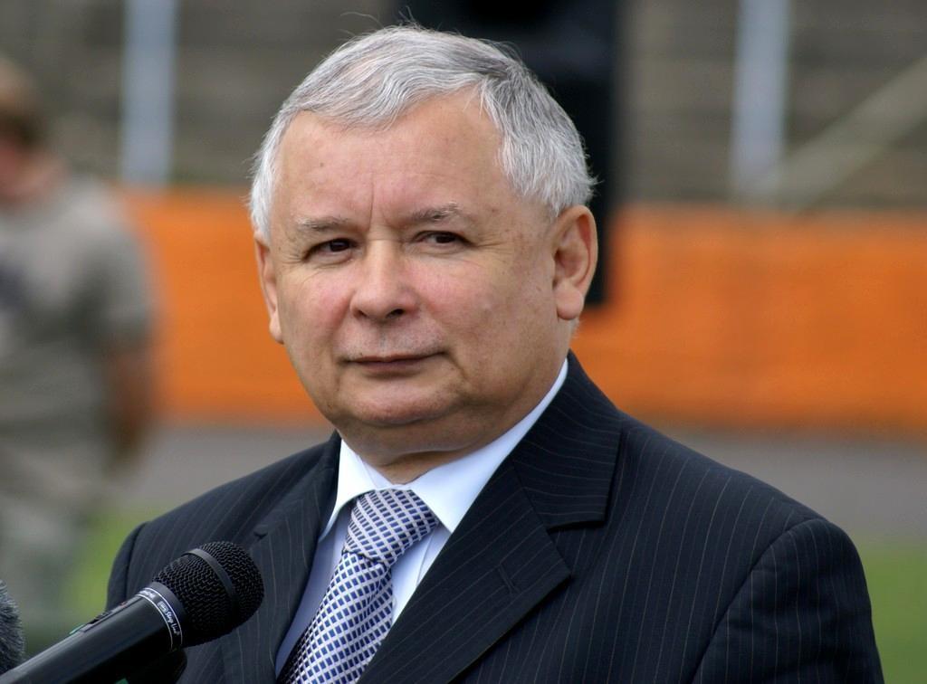 Качиньский: Украины сБандерой вевропейских странах небудет