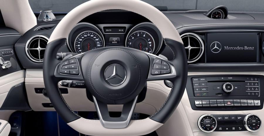 Представлены спецверсии роскошных родстеров MercedesSL иSLC