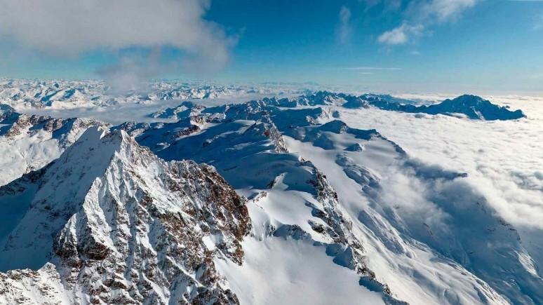 Житель РФ умер нагорнолыжном курорте вАльпах при сходе лавины