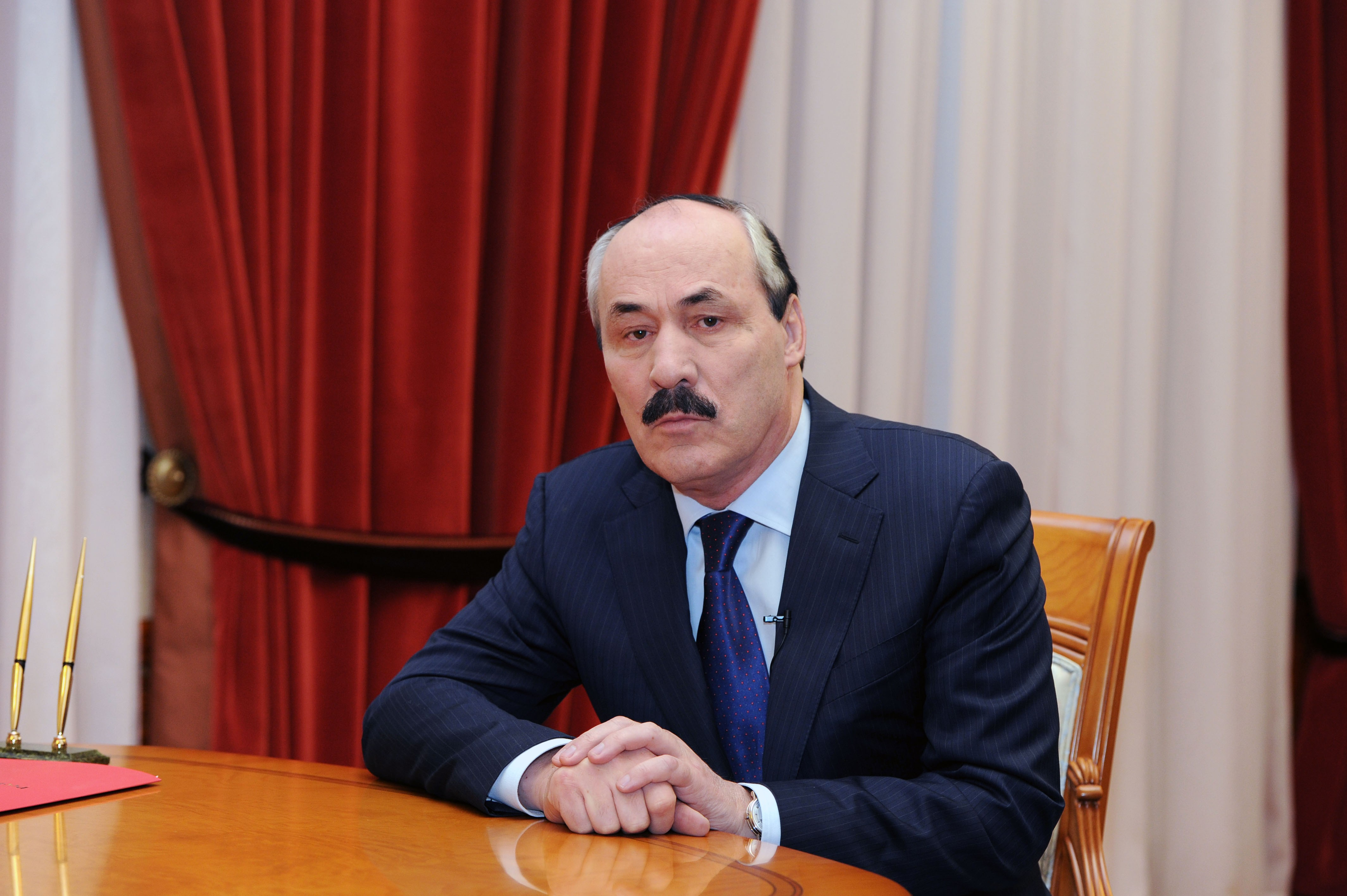 Абдулатипов объявил обуничтожении всех террористических групп вДагестане