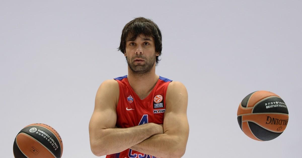 Баскетболист «Пармы» Анджушич заменит Теодосича наМатче звезд Единой лиги ВТБ