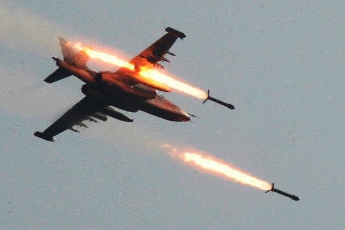 При помощи ВКС сирийские войска улучшили свое положение вДейр-эз-Зоре