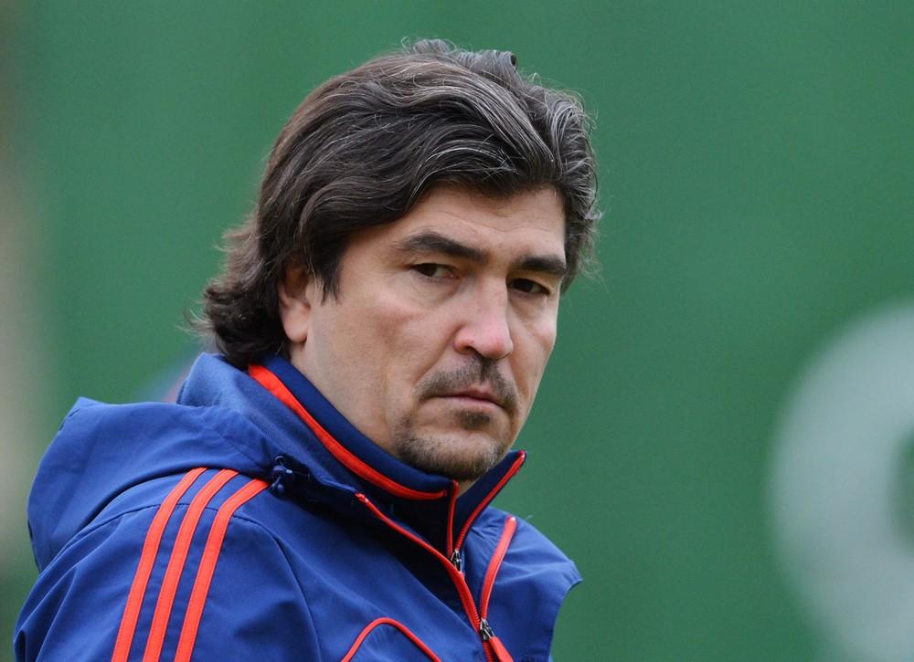 Писарев стал главным тренером нижегородского «Олимпийца»