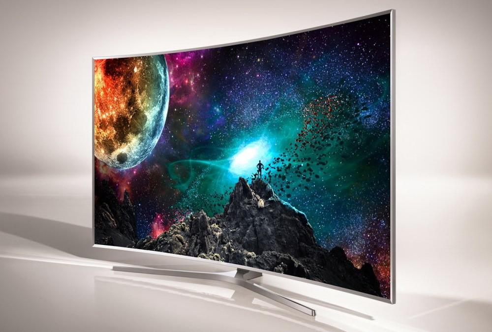 Самсунг представила новый модельный ряд телевизоров ибытовой техники