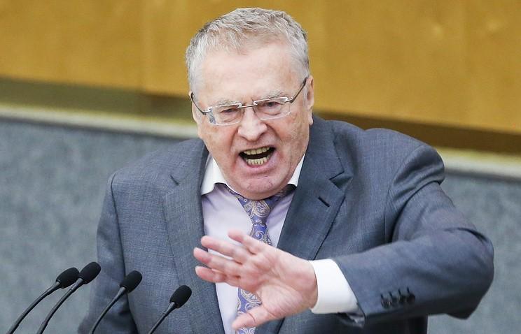 Жириновский опроверг, что предлагал включить Беларусь всостав РФ