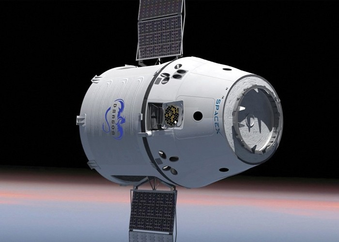 SpaceX запланировала запуск фургона Dragon кМКС на18февраля
