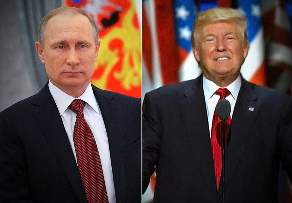 Всписок номинантов наНобелевскую премию мира попадут Трамп иПутин