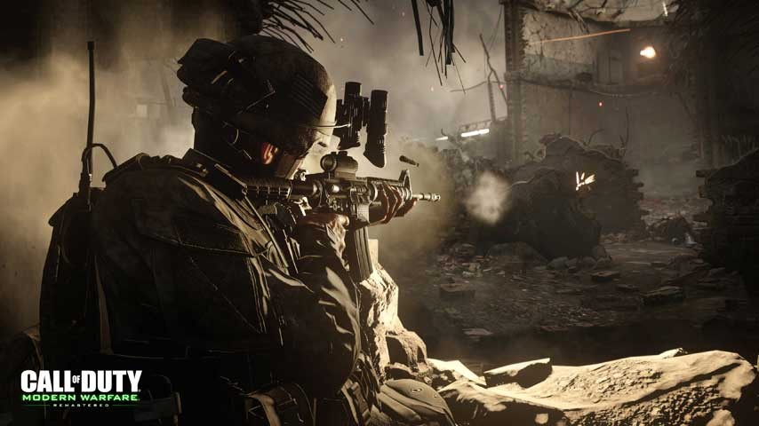 Call of Duty Modern Warfare Remastered получит масштабное обновление