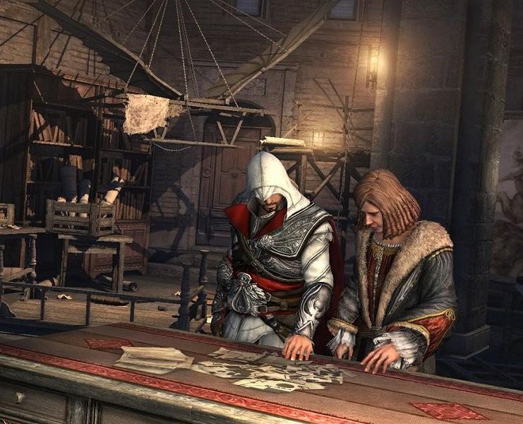 Слух Ubisoft работают над Assassin's CreedVR