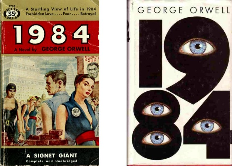 essay on 1984 by george orwell Winston smith is a member of the outer party he works in the records department in the ministry of truth, rewriting and distorting history to escape big brother's tyranny, at least inside his own mind, winston begins a diary — an act punishable by death winston is determined to remain human.