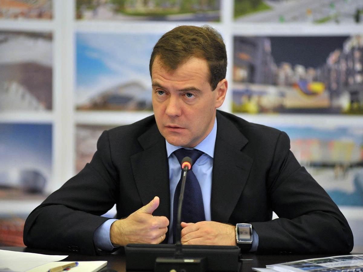 Д. Медведев назначил Владимира Колычева замминистра финансов