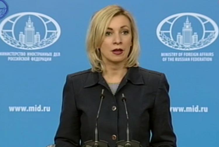 Захарова прокомментировала сообщения овыдаче Сноудена США