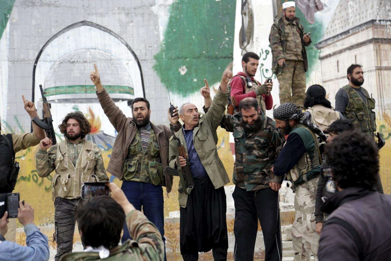 Курды войдут вделегацию единой сирийской оппозиции