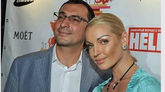 Волочкова всё ещё ждёт от бывшего мужа Вдовина $3 млн