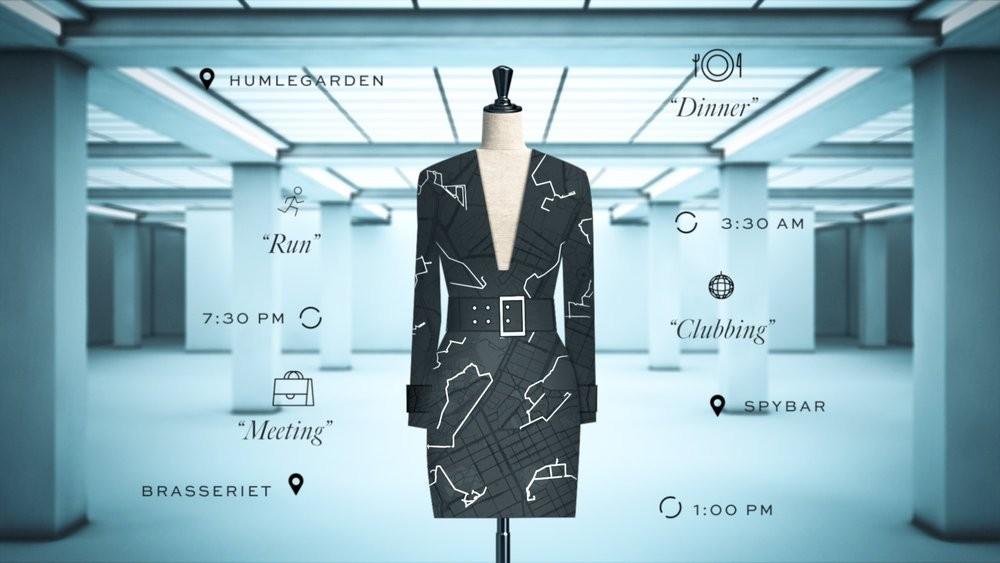 Coded Couture несомненно поможет создавать одежду наоснове персональных данных
