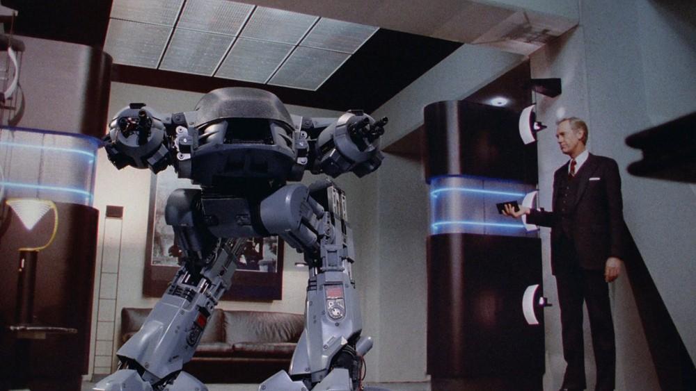 ВСША разработали робота, идентичного киллеру изфильма «Робокоп»