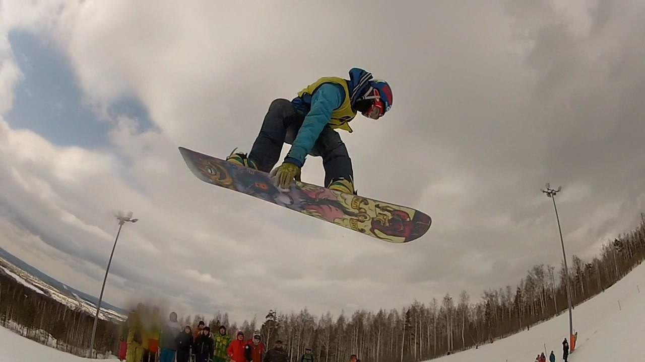 Русский сноубордист стал 3-м вбиг-эйре наэтапе Кубка мира