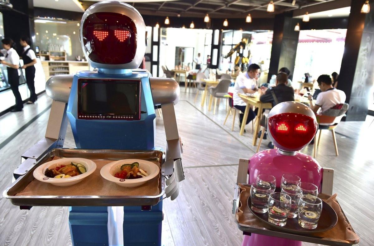 Назимней Олимпиаде вЮжной Корее гостей будут встречать роботы-переводчики