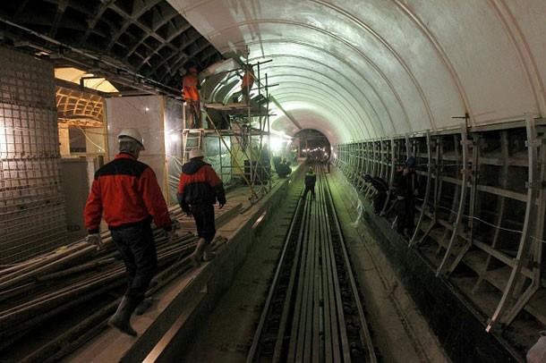 Метрополитен столицы назвал информацию одепо замотанных проволокой вагонов недостоверной