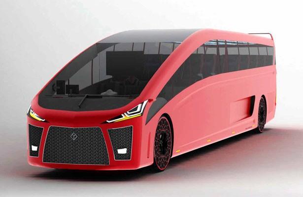 В столицеРФ запустят новый высокоскоростной автобус— полуэкспресс
