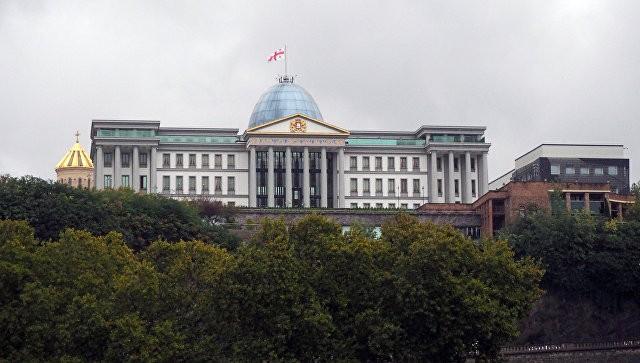 Милиция задержала 13 человек, устроивших акцию протеста перед зданием мэрии Тбилиси