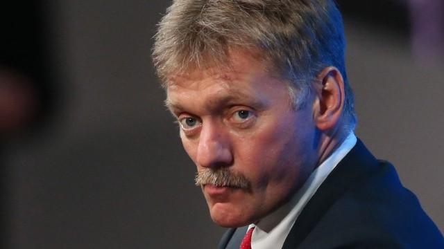 ВКремле выразили сожаление всвязи с деяниями террористов вПальмире