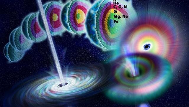 Учёные впервый раз увидели начало жизни сверхновой звезды