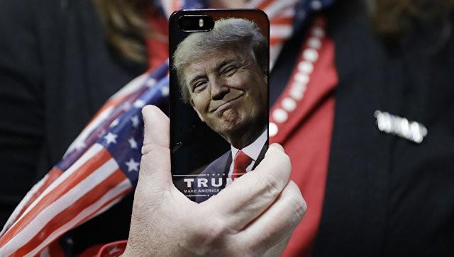 Трамп расширит команду поработе ссоциальными сетями