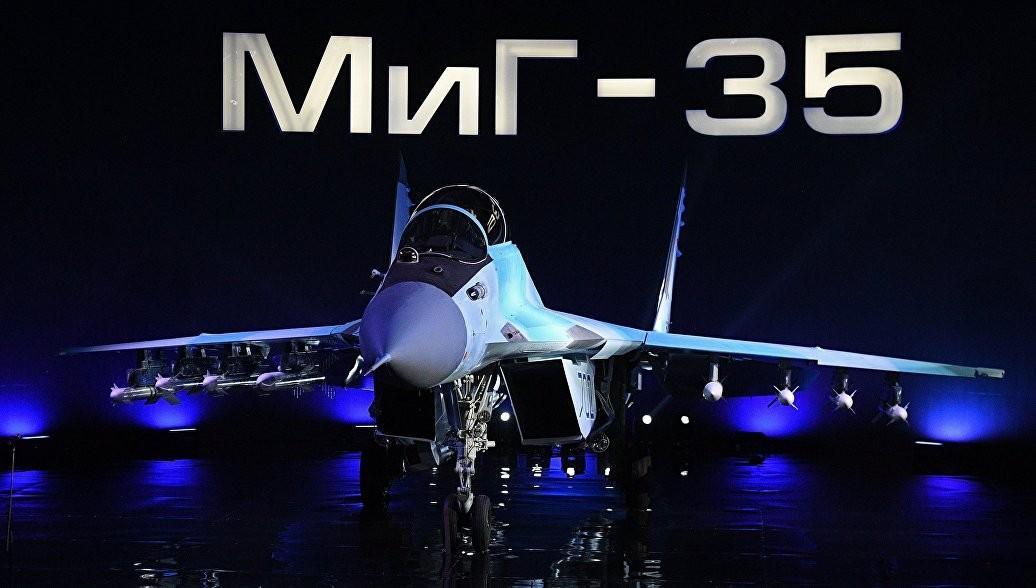 Минобороны заказало уОАК два истребителя МиГ-35