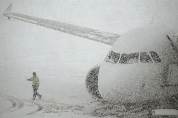Туман невыпустил изаэропорта Краснодара 4 самолета