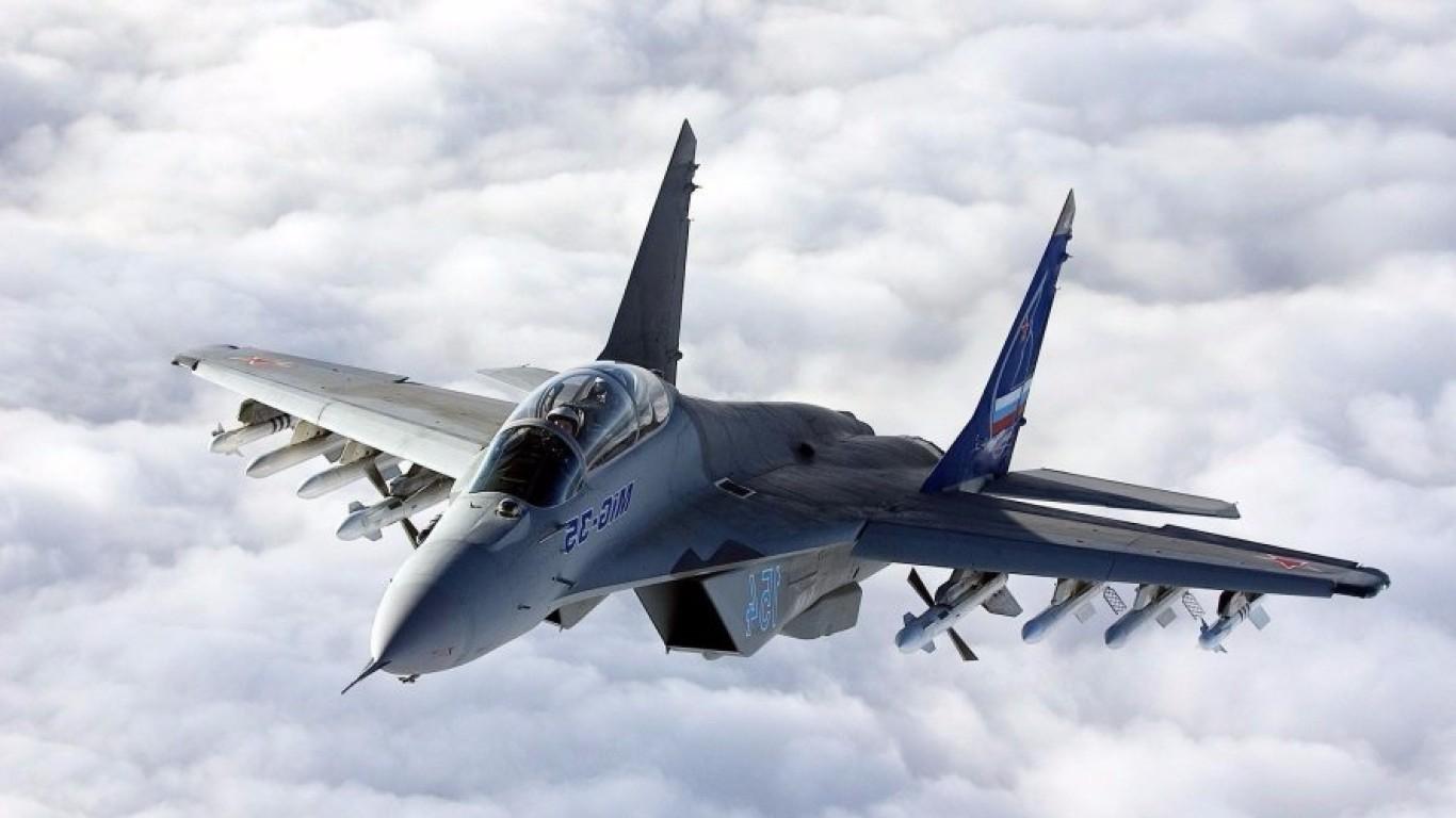 РФ поставит Индии истребители типа «МиГ» и«Сухой»