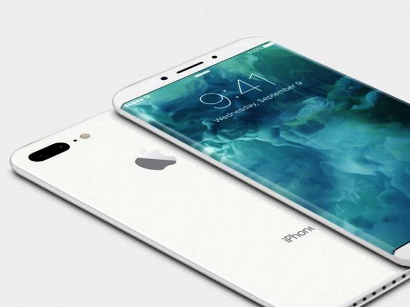 Apple избавится от главной кнопки в смартфоне iPhone 8