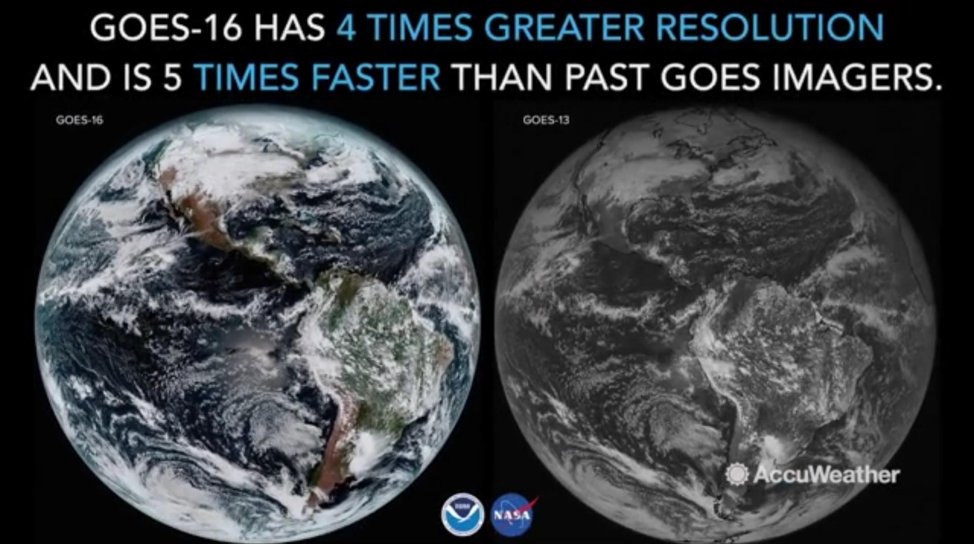 Размещено видео погодной бомбы над США